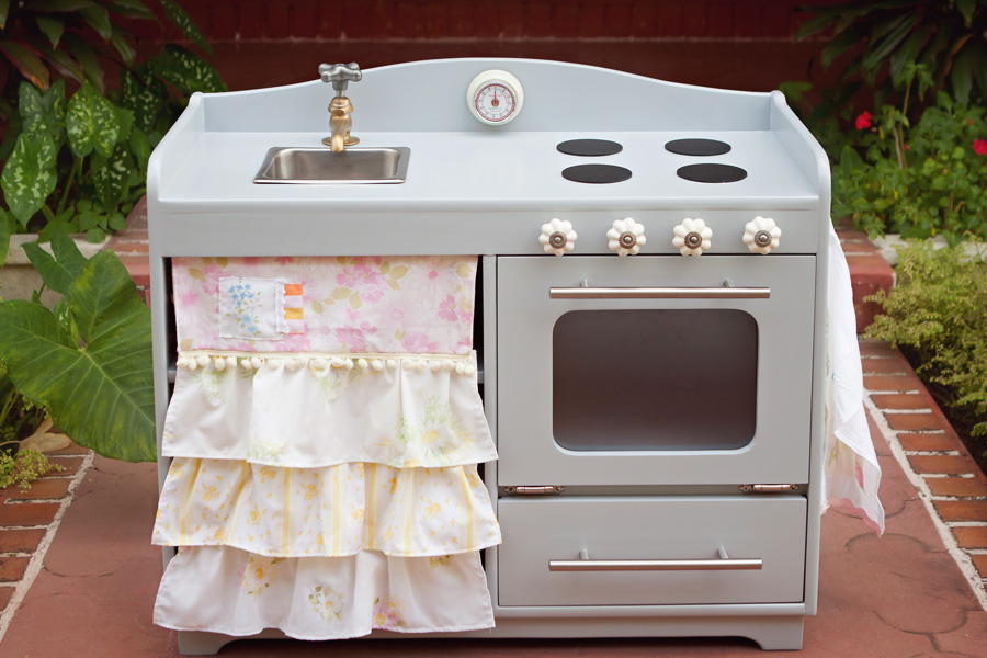 Diy Play Kitchen the play kitchen | kaley ann