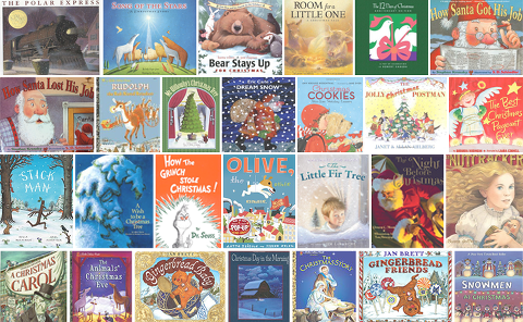 christmas book advent calendar - Best Christmas Books