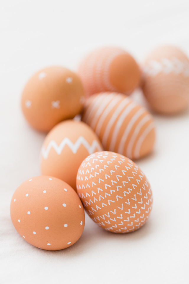 Natural Easter Egg Decorations Pictures To Pin On Pinterest