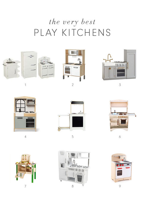 Choosing the Best Play Kitchen for Kids 2019 | Kaley Ann