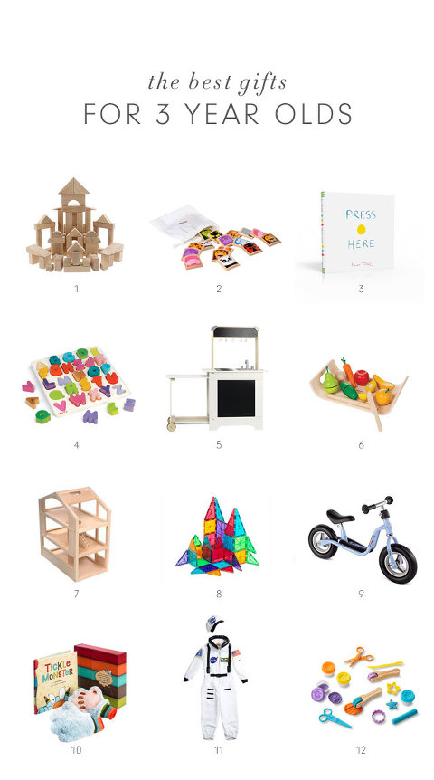 The Best Gifts For 3 Year Olds You Can T Go Wrong With Anything